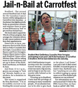 Jail-n-Bail at Carrotfest