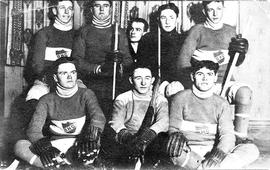 Bradford Hockey Club, 1914-1915