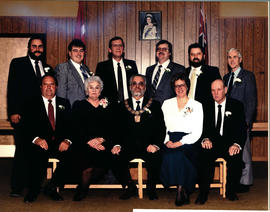 Bradford West Gwillimbury Town Council 1991
