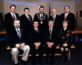 Bradford West Gwillimbury Town Council November 1997-2000