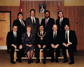 Bradford West Gwillimbury Town Council November 1991
