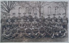 8th Canadian Field Ambulance Officers and NCOs