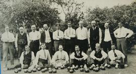 Large Group of Men