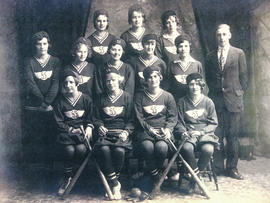 Scotch Settlement Ladies Baseball
