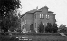 Old Bradford High School