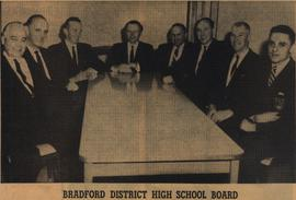 Bradford District High School Board