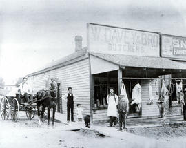 W. Davey Butcher Shop